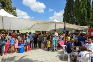 פסטיבל חויה בכרם 2 צילום ניר שאול במועצה אזורית גזר