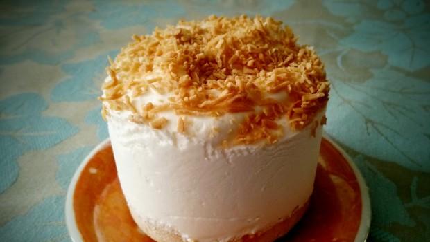 זו עוגת השבת שלך! פנטזיה לבנה