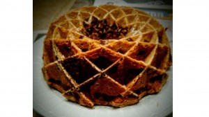 משוקולד לווניל העוגה המושלמת