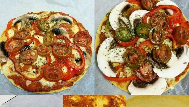 יש לי פיצה טעימה ובריאה-ללא גלוטן