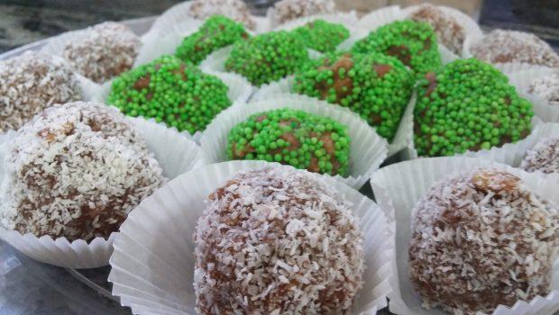 כדורי שוקולד מושלמים טעימים וקלים לפסח