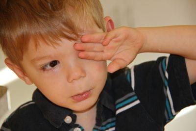 פסח מגיע ואיתו הנקיונות  עיני הילדים חשופים לפגיעות ונזקים