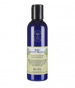 Neal's Yard Remedies, סבון שמפו אורגני לתינוק, 77 שח