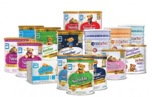 סימילאק, מוצרי מזון לתינוקות כשר לפסח, חברת אבוט,