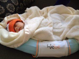 חיבוקן המיטה המושלמת לתינוק שלך