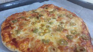 הפיצה האיטלקית מבית שגרירות איטליה