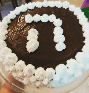 עוגת שוקולד רכה, נימוחה, מהירה