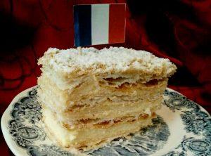 ויוה לה פראנס - עוגת מילפיי נפוליאון מהירה קלה וטעימה לקראת שבת