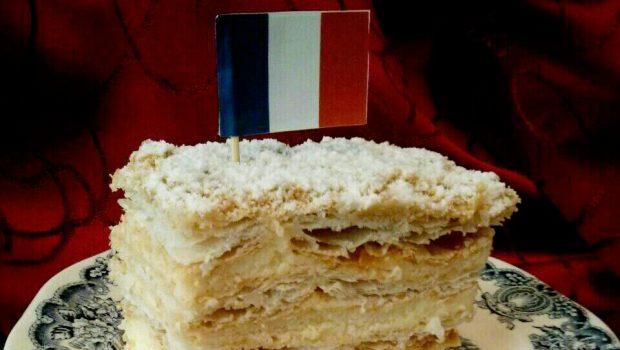 ויוה לה פראנס – עוגת מילפיי נפוליאון מהירה קלה וטעימה לקראת שבת