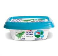 גבינת קרם שמנת של בצל ועירית של תנובה