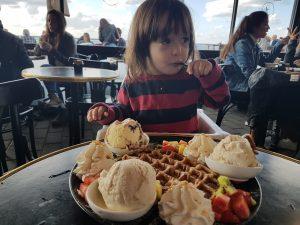 גלידת גולדה, הטיילת 14 ראשון לציון