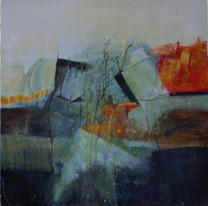 קניון רמת אביב מציג תערוכת אמנים לחודש יולי. איור של רונית צובנר