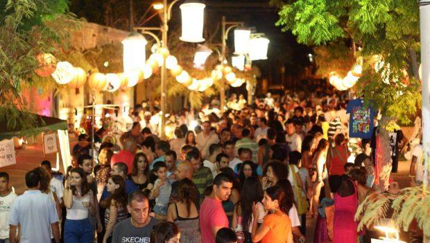 """פסטיבל """"זוהר דרומי"""", פסטיבל האור של באר שבע  יתקיים השנה לראשונה"""