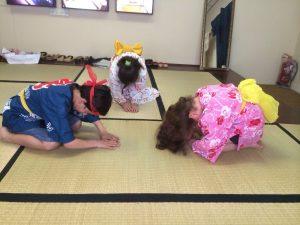 הפנינג יום יפן  במוזיאון טיקוטין לאמנות יפנית בחיפה - חגיגה לכל המשפחה