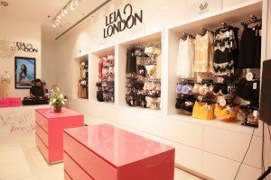 ליה לונדון, חנות הלבשה תחתונה מובילה משיקה סניף בקניון FASHION  TLV