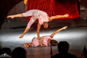 הפסטיבל התחרותי הבינלאומי לאומנויות הקרקס בישראל