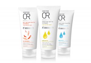 דוקטור עור, בפיתוח רופאי עור מציגים: מגוון מוצרים לניקוי ולטיפוח עור הפנים