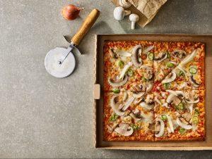 לראשונה ברשת דומינו'ס בישראל, בשורה חדשה: פיצה ללא גלוטן