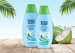 סדרת הוואי מי קוקוס Coconut Water –  שמפו ומרכך לשיער יבש עד יבש מאוד