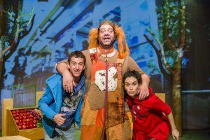 מגוון הצגות  לילדים  מבית היוצר של תיאטרון אורנה פורת שובל ועוד בהיכל התרבות ראשון לציון