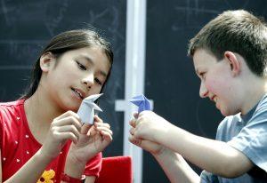 פסטיבל אוריגמי ראשון מתקיים בדיזנגוף סנטר במהלך החופש הגדול
