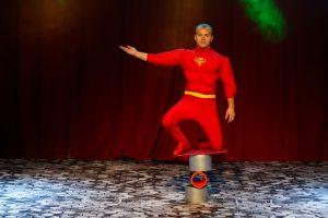 """קרקס פלורנטין גאה להציג בחנוכה 2018: """"קרקס גיבורי על 2"""""""