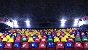 M&M & MOVIE מרס ישראל בשיתוף פעולה עם יס פלנט