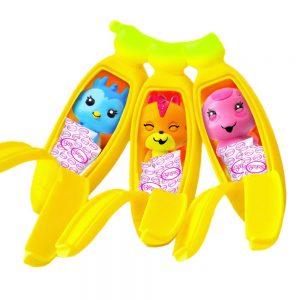 Bananas – הבננות - הזוכה בתחרות הצעצועים באנגליה לשנת 2019 מגיע לישראל
