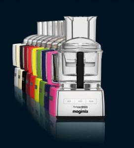 ניופאן מציגה חידושים למעבד המזון Magimix דגם 5200 פרימיום