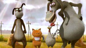 """קומדיית הרפתקאות סוחפת לילדים: """"משימה חתולית בהחלט"""""""