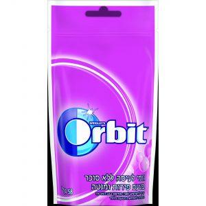 חדש! מסטיק Orbit מעתה גם בפורמט Bags!