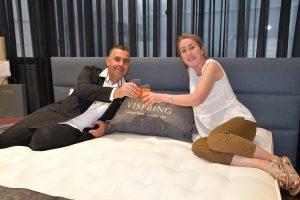 הולנדיה משיקה את אפליקציית חדר השינה החכם של  Auping