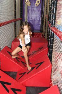 """NINJA TIME רשת המשחקיות """"פעלטון"""" משיקה לראשונה את מתחם נינג'ה לילדים מעל גיל 4"""