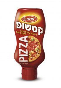 אסם מציגה: קטשופ פיצה  קטשופ בתיבול עדין