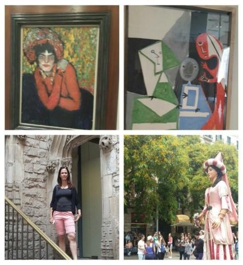 יומן מסע שבועי – טיול ציורי בברצלונה