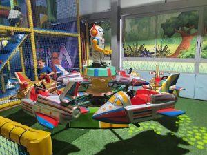 ג'ונגל פארק  פסח 2021 – נינגה לילדים בדיוק מה שהקטנים אוהבים